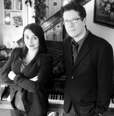 Manon Simonovska et Maxence urbaniak