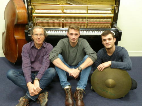 Evidence Jazz Trio